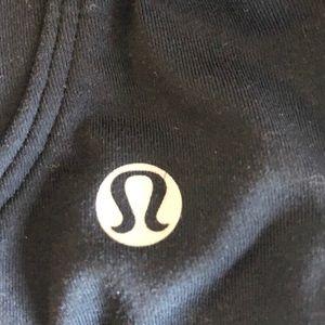 lululemon athletica Tops - Lululemon black bra top, sz 36D, 59150